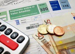 Formularios de declaración de impuestos